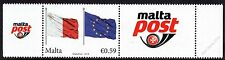 Malta 2014 Se-Tenant EU European Union Accession Unmounted Mint