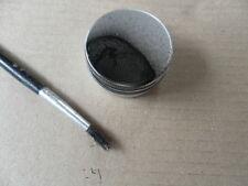 TAYLORMADE JETSPEED matt black TOUCH UP PAINT POT 15CC