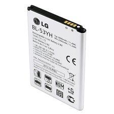 Batterie d'origine LG BL-53YH Pile Pour LG D830 / D850 / D850 LTE / LG G3 D855