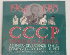 Cccp CD FEDELI ALLA LINEA 1964-1985 EDIT NUOVO SIGILLATO