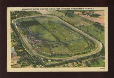 USA Indianapolis Motor Speedway race course Aerial View early PPC c1920/30s?