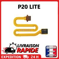 Nappe bouton home HUAWEI P20 LITE accueil capteur empreinte ID câble connecteur