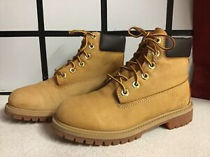 Timberland Boots Junior Size 3