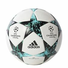 adidas Match Ball Performance Champion's League Soccer Ball Size 5 Futbol White