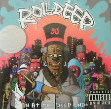 ROLL DEEP - In At The Deep End (CD+DVD) . FREE UK P+P .........................
