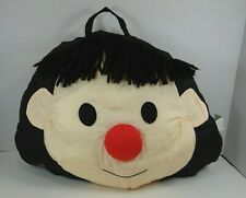 The Big Comfy Couch Molly Doll Nylon Plush Pillow Vintage 1997