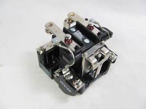 Dayton, Power Relay, 5Z546, Open Style, DPST, 120 VAC, New, No Box, NNB