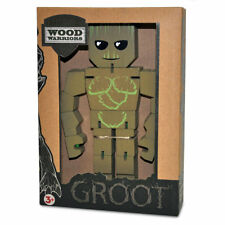 Disney Store Guardians of the Galaxy Groot Wood Warriors Action Figure Toy NIB