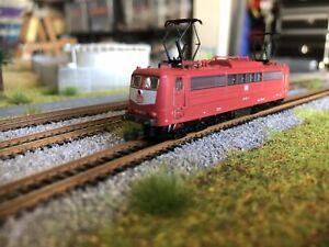 Z Scale Marklin 8826 Electric Locomotive. DCC And LED Lights.  Rare