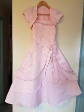 GORGEOUS PARTY GOWN FOR GIRLS : 2 pieces (Size 8 to 10)