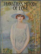 1920 Hiawatha'S Melody Of Love Bryan Mehlinger Meyer Pretty Girl Cover Manning