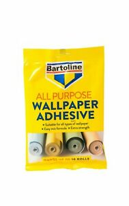 10 Roll Wallpaper Paste All Purpose Super Strong Stick Adhesive Glue 12 Pint Pk
