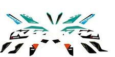 KTM KIT GRAFICHE STICKERS FACTORY DUKE 125 250 390 2017 93008999000
