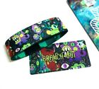ZOX **BRANCH OUT** Silver Strap med Wristband w/Card New Mystery Pack MONSTER