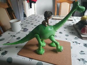 The Good Dinosaur Arlo and Spot Talking moving interactive Action Figure set (m8
