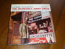 Jimmy Smith LP Home Cookin DEEP GROOVE NYC