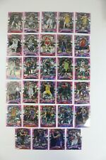 (29) 2019-20 Panini Prizm Pink Pulsar Lot Kevin Durant Steph Curry Kyrie Irving