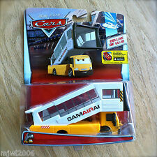 Disney PIXAR Cars UCCHI diecast 2015 AIRPORT ADVENTURE theme 2/6 DELUXE Staircar