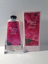 L'occitane Pivoine Flora Hand Cream 2.6oz/75ml  NIB