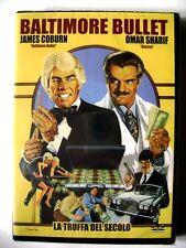 Dvd Baltimore Bullet - La truffa del secolo con James Coburn 1980 Nuovo raro