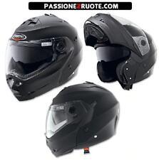 helm modulare moto helm capacete casque ruder Caberg Duke Black Mat Größe M