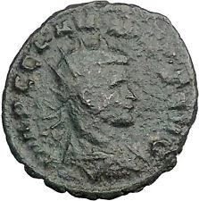 CLAUDIUS II Gothicus 268AD  Ancient Roman Coin Virtus Valour w branch  i33261