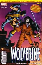 Panini Comics   SERVAL   WOLVERINE  V1    N° 145     Jan09