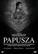 Papusza (DVD) 2013  Krzysztof Krauze, Joanna Kos-Krauze POLISH POLSKI