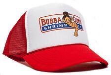 New Curved Bill Bubba Gump Shrimp CO Hat Cap Forrest Gump Costume Baseball