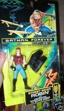 BATMAN FOREVER STREET BIKER ROBIN. MINT ON CARD