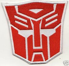 Transformers Iron on Patch Special Buy 2 Get 1