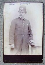FINE 1890 WILLIAM MOONEY NY CITY POLICE OFFICER PHOTO