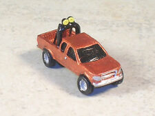 N Scale 1995 Bronze BaHa Chevy Pickup Truck, #7