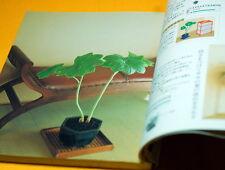 Enjoy the four seasons with MINI BONSAI Interior BOOK from Japan rare #0031