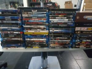 Gros Lot De 86 Blu-ray