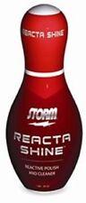 3 Pack  Storm Reacta Shine 4 oz. Bowling Ball Polish