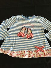 Matalan Striped T-Shirts & Tops (0-24 Months) for Girls