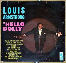 33t Louis Armstrong - Hello Dolly (LP) BIEM