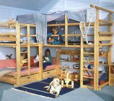 Baupläne für Abenteuerbett Piratenbett Spielbett Gullibo und ähnliche MOA 3