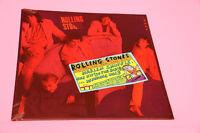 Rolling Stones LP Harlem Shuffle Orig 1986 Sealed + Stiker