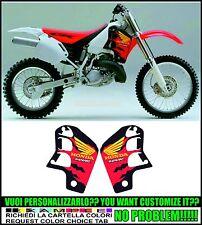 kit adesivi stickers compatibili cr 500 1997
