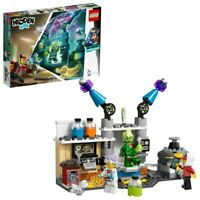 LEGO 70418 Hidden Side J.B.'s Ghost Lab Set, AR Games App, Augmented Reality
