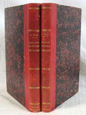 Histoire Abrégée des Campagnes Modernes/ Vial / Librairie Militaire Dumaine 1876