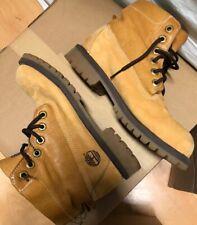 Timberland Roll Top 22918M Tan Sand Boots UK 4 EU 37
