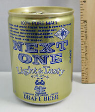 """1985 Sapporo Draft Beer 250Ml Midi Can - """"Next One"""" (Bottom Open)"""