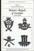 Britain's Brigade of Gurkhas Hardcover E. D. Smith