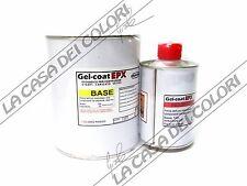 PROCHIMA - DURALOID EPX - 1 KG - ROSSO - GEL COAT EPOX CARICATO CON FIBRE VETRO