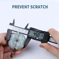 150MM/6inch LCD Digital Electronic Vernier Caliper Gauge Micrometer Ruler Tool w