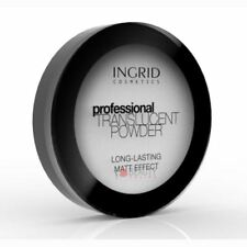 Ingrid Professional Rice Powder Transculent Long Lasting Matt Effect 10g