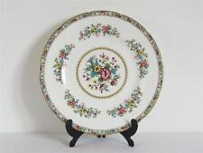 1 x DINNER PLATE *COALPORT MING ROSE* WAVY RIMMED *SUPERB CONDITION* 27cm DIA